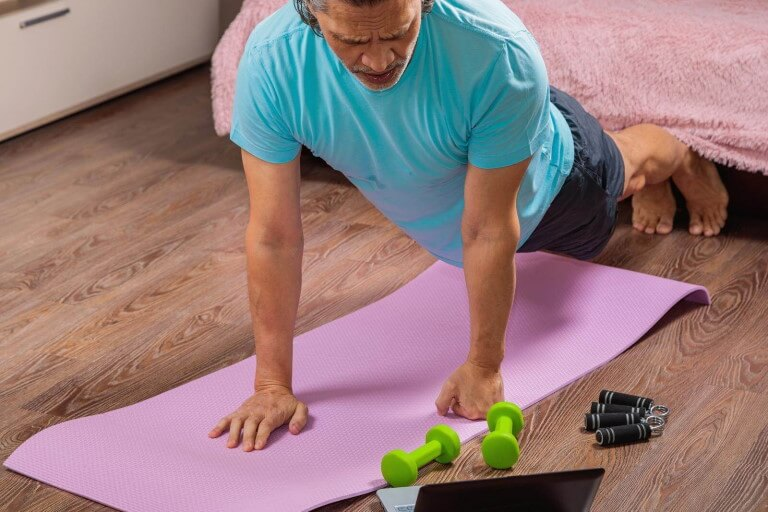 Best Exercise for Weight Loss over 50