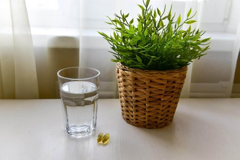 Weight Loss Chlorophyll Water