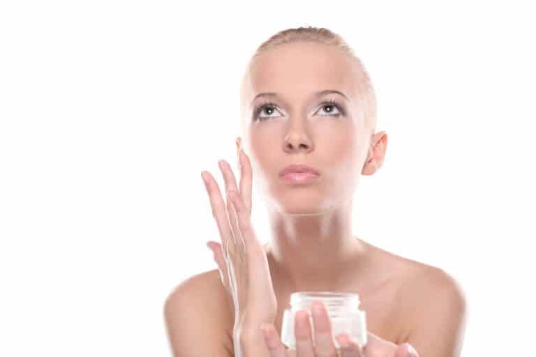Peptides Cream for Anti-Aging